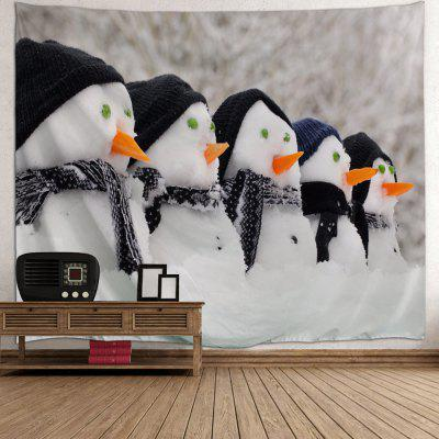 Wall Art Christmas Snowman Print TapestryTapestries<br>Wall Art Christmas Snowman Print Tapestry<br><br>Feature: Removable, Washable<br>Material: Polyester<br>Package Contents: 1 x Tapestry<br>Shape/Pattern: Snowman<br>Style: Festival<br>Theme: Christmas<br>Weight: 0.2100kg