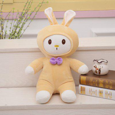 Rabbit Style Toy for Baby Sleeping 1pc