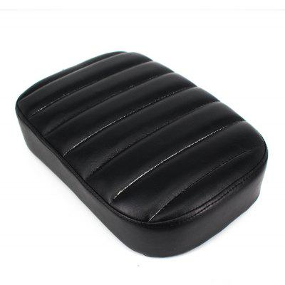 Motorcycle Stripe Style Rear Passenger Pad Seat for Harley