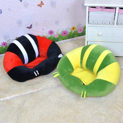 Cute Soft Stuffed Comfortable Plush Seat for Baby 1pcHome Gadgets<br>Cute Soft Stuffed Comfortable Plush Seat for Baby 1pc<br><br>Materials: Cloth, Cotton<br>Package Contents: 1 x Plush Seat<br>Package Size(L x W x H): 50.00 x 30.00 x 20.00 cm / 19.69 x 11.81 x 7.87 inches<br>Package weight: 0.2000 kg<br>Product Size(L x W x H): 45.00 x 21.00 x 10.00 cm / 17.72 x 8.27 x 3.94 inches<br>Product weight: 0.1500 kg