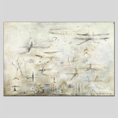 Buy COLORMIX Hua Tuo Modern Oil Painting Abstract Canvas Wall Art for $48.61 in GearBest store