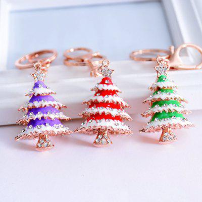 Beautiful Boutique Pendant Christmas Tree Key RingKey Chains<br>Beautiful Boutique Pendant Christmas Tree Key Ring<br><br>Design Style: Fashion, Romantic<br>Gender: For Women,Girls<br>Materials: Metal<br>Package Contents: 1 x Key Ring<br>Package size: 6.00 x 4.00 x 3.00 cm / 2.36 x 1.57 x 1.18 inches<br>Package weight: 0.0400 kg<br>Product size: 5.10 x 3.70 x 2.50 cm / 2.01 x 1.46 x 0.98 inches<br>Product weight: 0.0320 kg<br>Stem From: Europe and America<br>Theme: Other