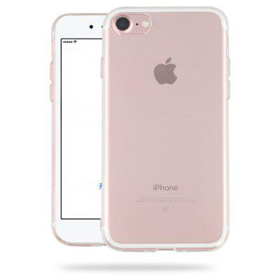 Naxtop Practical Transparent TPU Case for iPhone 8 / iPhone 7