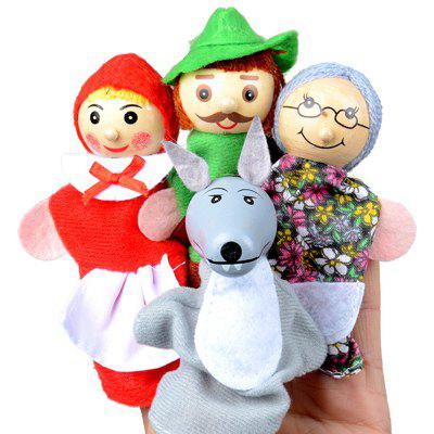 Early Education Finger Toy for Children 4PCS