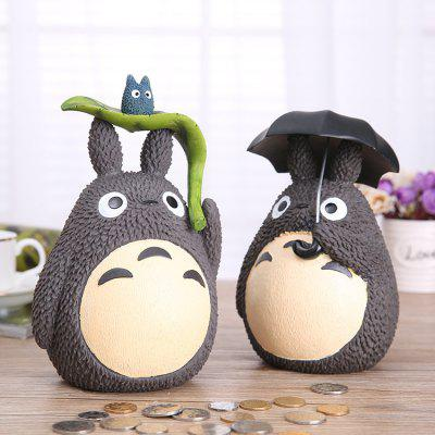 Creative Cartoon Cat Pattern Artware Money Saving PotHome Gadgets<br>Creative Cartoon Cat Pattern Artware Money Saving Pot<br><br>Color: Gray<br>Material: PVC<br>Package Contents: 1 x 1 x Money Saving Pot<br>Package Quantity: 1<br>Package size (L x W x H): 15.00 x 16.00 x 25.00 cm / 5.91 x 6.3 x 9.84 inches<br>Package weight: 0.2000 kg<br>Product size (L x W x H): 13.00 x 14.00 x 21.00 cm / 5.12 x 5.51 x 8.27 inches<br>Product weight: 0.1500 kg<br>Style: Animal