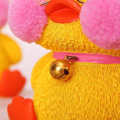 Creative Cute Yellow Duck Decoration Money Saving PotHome Gadgets<br>Creative Cute Yellow Duck Decoration Money Saving Pot<br><br>Material: Resin<br>Package Contents: 1 x Cute Yellow Duck Decoration Money Box Saving Pot<br>Package Quantity: 1<br>Package size (L x W x H): 18.00 x 14.00 x 14.00 cm / 7.09 x 5.51 x 5.51 inches<br>Package weight: 0.2000 kg<br>Product size (L x W x H): 15.00 x 11.00 x 11.00 cm / 5.91 x 4.33 x 4.33 inches<br>Product weight: 0.1500 kg<br>Style: Animal