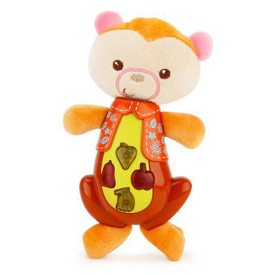 Baby Toy Cartoon Music Monkey