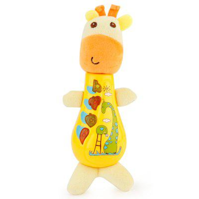 Adorable Stuffed Animal Giraffe Soft Plush Toy