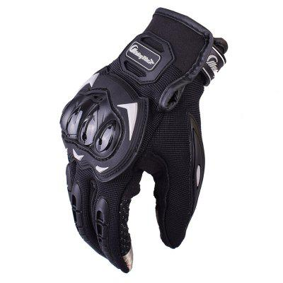 Pair of Riding Tribe MCS - 17 Motorcycle Protection Gloves
