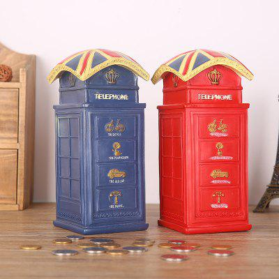 765 Classic Telephone Booth Artware Money Box Saving PotHome Gadgets<br>765 Classic Telephone Booth Artware Money Box Saving Pot<br><br>Material: Resin<br>Package Contents: 1 x Money Saving Pot<br>Package Quantity: 1<br>Package size (L x W x H): 10.00 x 10.00 x 23.00 cm / 3.94 x 3.94 x 9.06 inches<br>Package weight: 0.2000 kg<br>Product size (L x W x H): 8.00 x 8.50 x 21.00 cm / 3.15 x 3.35 x 8.27 inches<br>Product weight: 0.1500 kg<br>Style: Others
