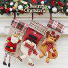 MCYH YH604 Creative Hanging Christmas Stocking 1PC - COLORMIX