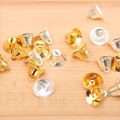 Mini Bells Creative Christmas Tree Ornament for Home Holiday Party Decoration 10PCS