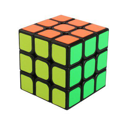 Buy COLORMIX YJ Guanglong 57mm 3x3x3 Adjustable Speed Magic Cube Toy for $5.05 in GearBest store