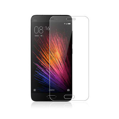 LeeHUR 2.5D Arc Edge Anti-scratch Tempered Glass for Xiaomi Mi 5 - 2pcs