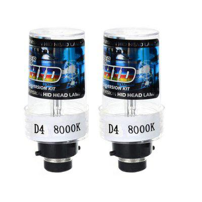 Buy D4S D4R D4C Xenon HID Headlight Replacement Bulbs 2pcs, COOL WHITE LIGHT, Automobiles & Motorcycle, Car Lights for $21.94 in GearBest store
