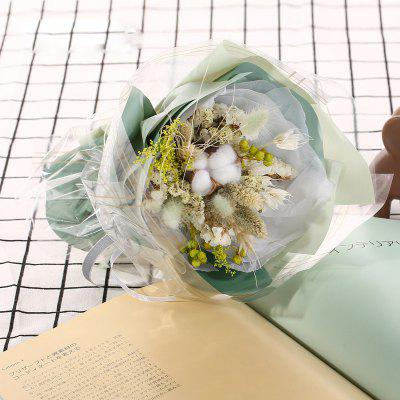 Small Round Bouquet of Dried Flowers 1PC
