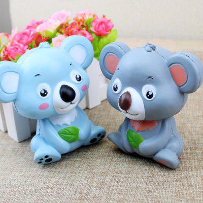 Buy Cute Jumbo Squishy Slow Rising Toy Koala Pattern 1pc, BLUE GRAY, Toys & Hobbies, Stress & Fidget Toys, Squishy toys for $5.53 in GearBest store