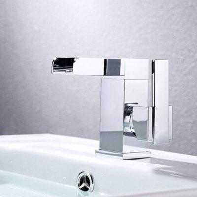 MLFALLS M1312CW Waterfall Bathroom Basin Sink FaucetFaucets<br>MLFALLS M1312CW Waterfall Bathroom Basin Sink Faucet<br><br>Battery Included: No<br>Body Sprays Included: No<br>Brand: MLFALLS<br>Cold and Hot Switch: Yes<br>Drain Included: No<br>Faucet Body Material: Brass<br>Faucet center: Single Hole<br>Faucet Features: Easy Install<br>Faucet Spout Material: Stainless Steel<br>Faucet Type: Bathroom Sink Faucet<br>Handle Material: Zinc Alloy<br>Handshower Included: No<br>Handshower Material: Brass<br>Home Finish: Chrome<br>Installation Holes Handles: One Hole<br>Installation Type: Widespread<br>Package Contents: 1 x Pack of Installation Fittings, 1 x English Manual<br>Package size (L x W x H): 28.00 x 14.00 x 16.00 cm / 11.02 x 5.51 x 6.3 inches<br>Package weight: 2.0000 kg<br>Product size (L x W x H): 12.50 x 4.20 x 12.50 cm / 4.92 x 1.65 x 4.92 inches<br>Product weight: 1.7000 kg<br>Rain Shower Included: No<br>Rain Shower Material: Brass<br>Shower Arm Included: No<br>Style: Contemporary<br>Valve Included: Yes<br>Valve Type: Ceramic Valve