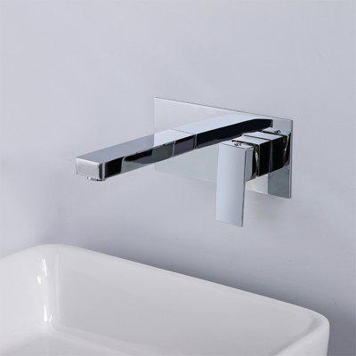 MLFALLS M2036CI Single Handle Bathroom Sink FaucetFaucets<br>MLFALLS M2036CI Single Handle Bathroom Sink Faucet<br><br>Battery Included: No<br>Body Sprays Included: No<br>Brand: MLFALLS<br>Cold and Hot Switch: Yes<br>Drain Included: No<br>Faucet Body Material: Brass<br>Faucet center: Single Hole<br>Faucet Features: Easy to use<br>Faucet Spout Material: Brass<br>Faucet Type: Bathroom Sink Faucet<br>Handle Material: Zinc Alloy<br>Handshower Included: No<br>Handshower Material: Brass<br>Home Finish: Chrome<br>Installation Holes Handles: Single Handle Two Holes<br>Installation Type: Centerset<br>Package Contents: 1 x Pack of Installation Fittings, 1 x English Manual<br>Package size (L x W x H): 28.00 x 21.00 x 8.50 cm / 11.02 x 8.27 x 3.35 inches<br>Package weight: 2.4250 kg<br>Product size (L x W x H): 22.00 x 10.00 x 18.00 cm / 8.66 x 3.94 x 7.09 inches<br>Rain Shower Included: No<br>Rain Shower Material: Brass<br>Shower Arm Included: No<br>Style: Contemporary<br>Valve Included: Yes<br>Valve Type: Ceramic Valve