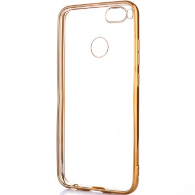 Buy GOLDEN ASLING Soft Phone Cover Case for Xiaomi Mi A1 for $3.02 in GearBest store