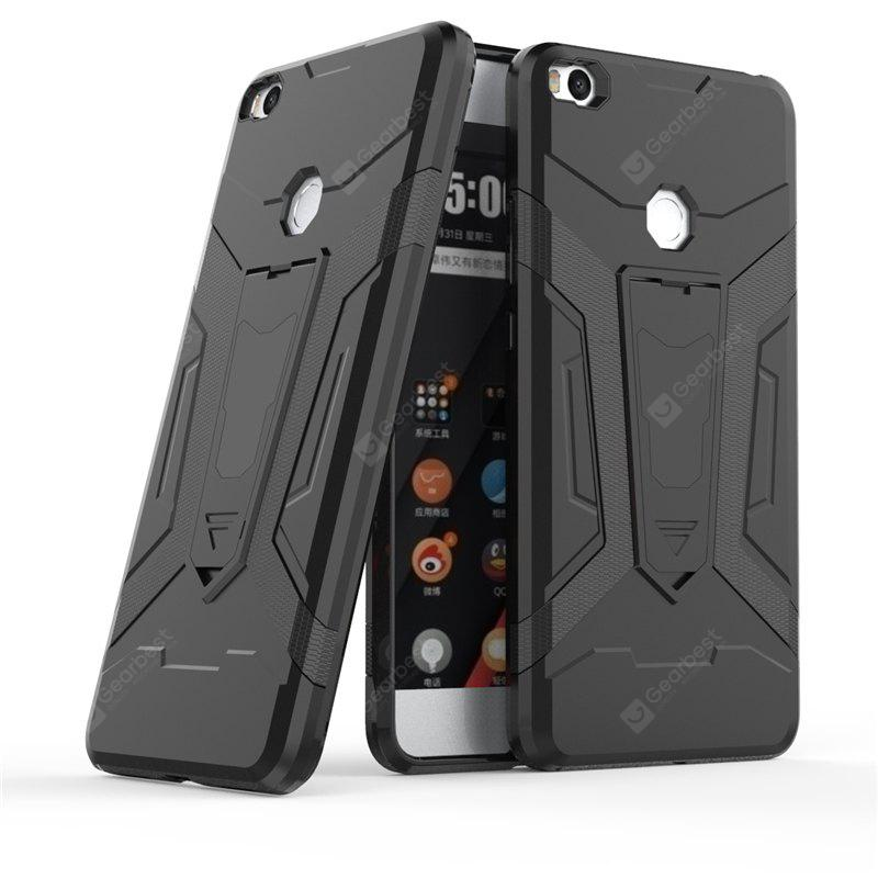 2 in 1 Iron Armor Dual Layer Stand Case for Xiaomi Mi Max 2
