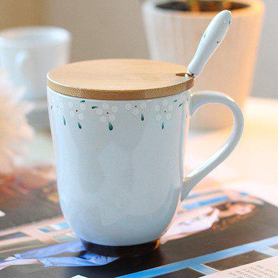 MCYH LG351 Creative Stylish Ceramic Cup 1PC