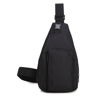 HYD1885 Outdoor Multifunctional Chest Bag Male