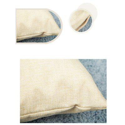 LAIMA BZ140 - 5 Bird Pattern Comfortable Pillow CasePillow<br>LAIMA BZ140 - 5 Bird Pattern Comfortable Pillow Case<br><br>Brand: LAIMA<br>Category: Pillow Case<br>For: All<br>Material: Cotton, Flax, Linen<br>Occasion: Living Room, Bedroom<br>Package Contents: 1 x Pillow Case<br>Package size (L x W x H): 23.00 x 23.00 x 0.50 cm / 9.06 x 9.06 x 0.2 inches<br>Package weight: 0.1000 kg<br>Product size (L x W x H): 45.00 x 45.00 x 0.50 cm / 17.72 x 17.72 x 0.2 inches<br>Product weight: 0.0800 kg