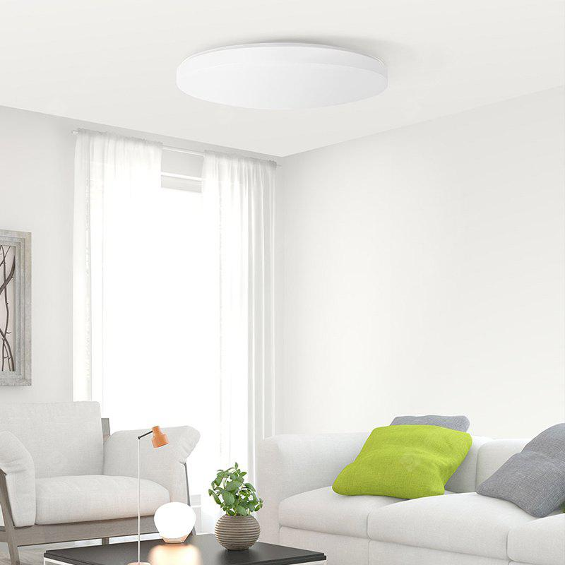 Yeelight JIAOYUE 650 Surrounding Ambient Lighting LED Ceiling Light - WHITE WHITE LAMPSHADE