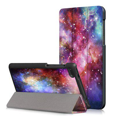Galaxy Theme Tablet Case for Lenovo Tab 7 Essential TB - 7304F