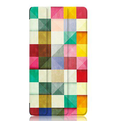 Space-lattice Tablet Case for Lenovo Tab 7 Essential TB - 7304FTablet Accessories<br>Space-lattice Tablet Case for Lenovo Tab 7 Essential TB - 7304F<br><br>Package Contents: 1 x Tablet Protective Case<br>Package size (L x W x H): 21.00 x 11.50 x 2.00 cm / 8.27 x 4.53 x 0.79 inches<br>Package weight: 0.1350 kg<br>Product size (L x W x H): 19.80 x 10.60 x 1.40 cm / 7.8 x 4.17 x 0.55 inches<br>Product weight: 0.1150 kg