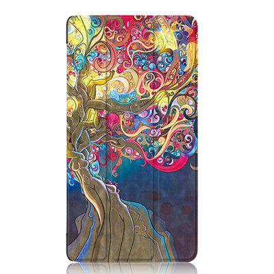 Magic Tree Tablet Case for Lenovo Tab 7 Essential TB - 7304FTablet Accessories<br>Magic Tree Tablet Case for Lenovo Tab 7 Essential TB - 7304F<br><br>Package Contents: 1 x Tablet Protective Case<br>Package size (L x W x H): 21.00 x 11.50 x 2.00 cm / 8.27 x 4.53 x 0.79 inches<br>Package weight: 0.1350 kg<br>Product size (L x W x H): 19.80 x 10.60 x 1.40 cm / 7.8 x 4.17 x 0.55 inches<br>Product weight: 0.1150 kg