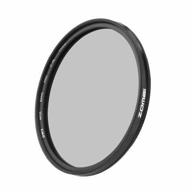 ZOMEI Ultra Slim Circular Polarizing Polarizer Lens Filter