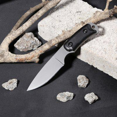 Outdoor Survival Straight Fixed Blade Knife