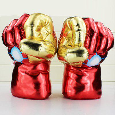 Stylish Fist Pattern Stuffed Doll Toy 1 Pair