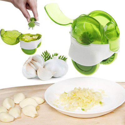 Grater Ginger Press Tool Rolling Garlic Chopper