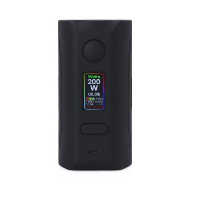 VapeCige VTX200 TC Mod for E Cigarette в магазине GearBest
