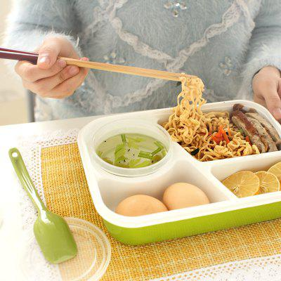 Japan Style Plastic Lunch Box Food Storage Container