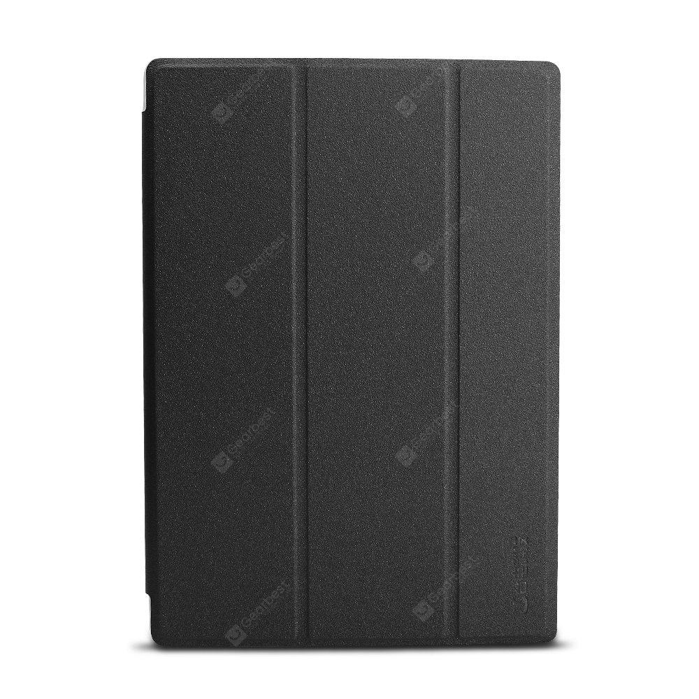 gocomma PU + PC Tri-fold Stand Tablet Case for Teclast T10