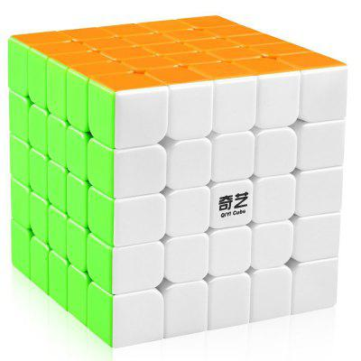 qiyi Smooth Puzzle Oyuncak Magic Cube 5 x 5 x 5