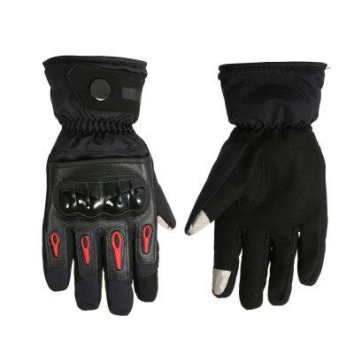 YKT - AB045 Motorcycle Thermal Protective Gloves