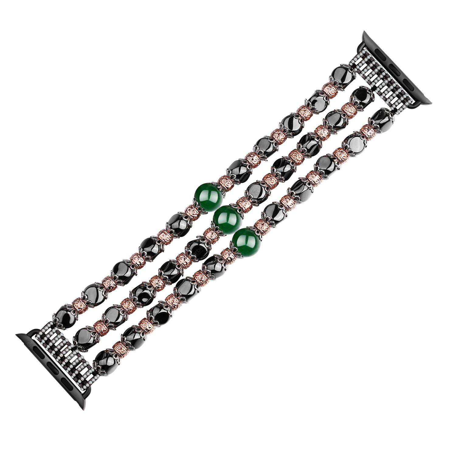 Gem Elasticized Watch Band for iWatch 38MM