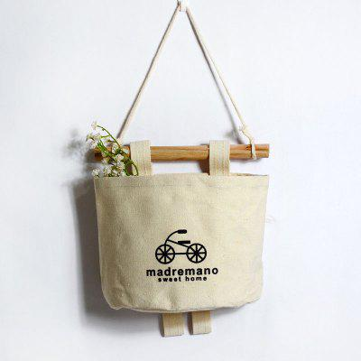 Multifunctional Hanging Storage Bag Creative Organizer 1PC
