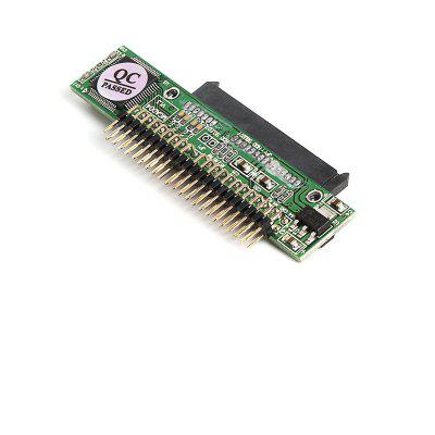 Durable 2.5 inch SATA to 44-pin IDE Adapter Converter Card