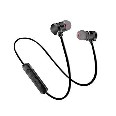 LE ZHONG DA R2 Magnetic Absorption Bluetooth Earbuds