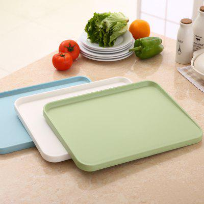 Plastic Cutting Board Creative Fruit Chopping BlockOther Kitchen Accessories<br>Plastic Cutting Board Creative Fruit Chopping Block<br><br>Material: Plastic<br>Package Contents: 1 x Cutting Board<br>Package size (L x W x H): 40.00 x 30.00 x 4.00 cm / 15.75 x 11.81 x 1.57 inches<br>Package weight: 0.5000 kg<br>Product size (L x W x H): 37.20 x 28.20 x 2.00 cm / 14.65 x 11.1 x 0.79 inches<br>Product weight: 0.4500 kg<br>Type: Other Kitchen Accessories