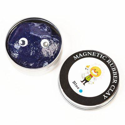 Jumbo Squishy Magnetic Rubber Clay Mud Anti-stress Toy 1pc
