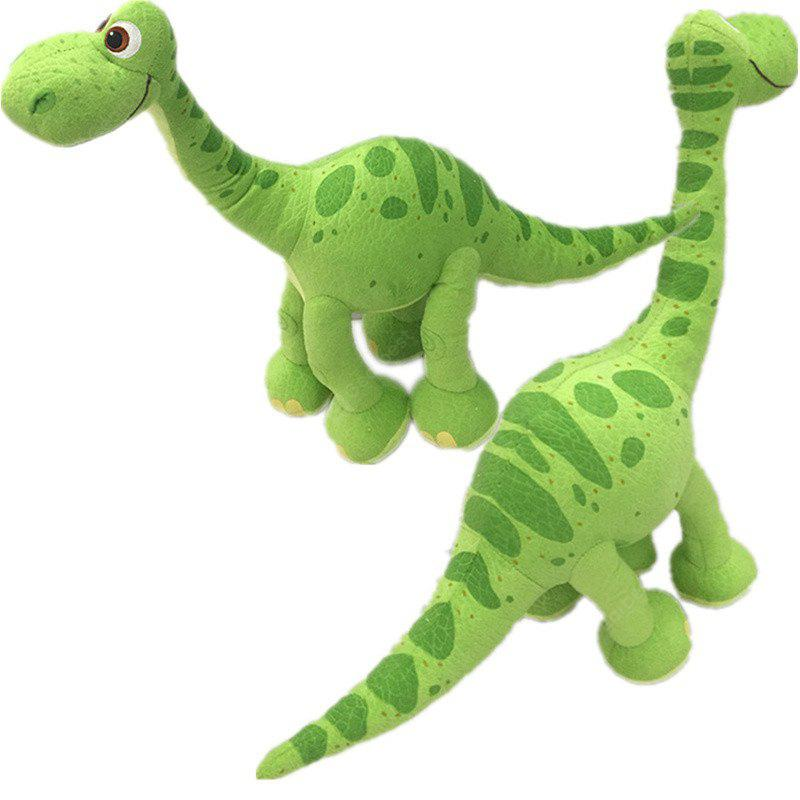 Cute Soft Stuffed Dinosaur Pattern Doll Toy 1pc