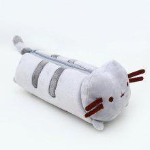 Cute Cartoon Cat Design Storage Bag Pen Pencil Pouch Case