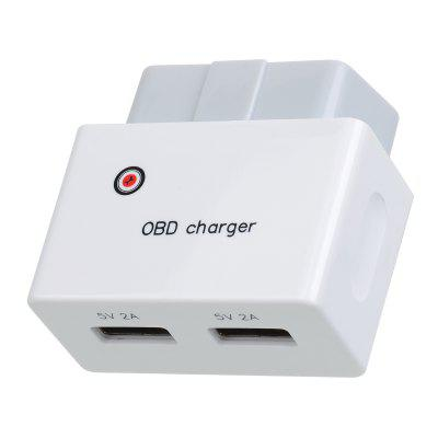 Jtron 04190032 OBD vers USB Chargeur